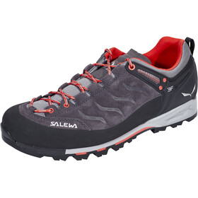 Salewa MTN Trainer Approach Shoes Men magnet/papavero